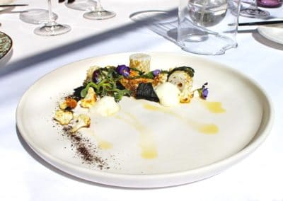 Chef Matt Macartney's Chargrilled Calamari & Australian Marron