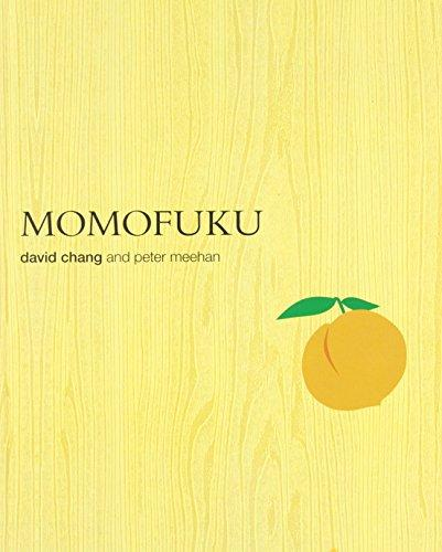 Momofuku cookbook by David Chang
