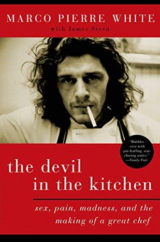 Marco Pierre White The Devil in the Kitchen Memoir