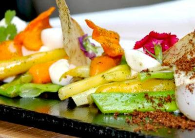 Chef Jake Nicolson's 'Our Vegetables'
