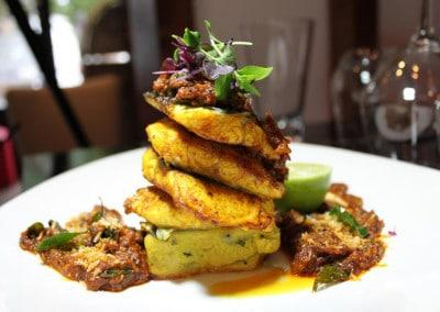 Chef Sabbir Karim's Goan Style Sea Bass