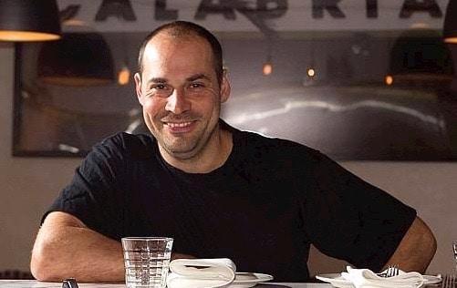 Chef Anthony Sasso
