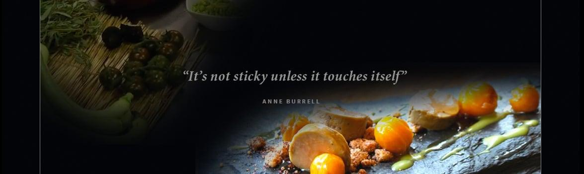 Anne Burrell Quote
