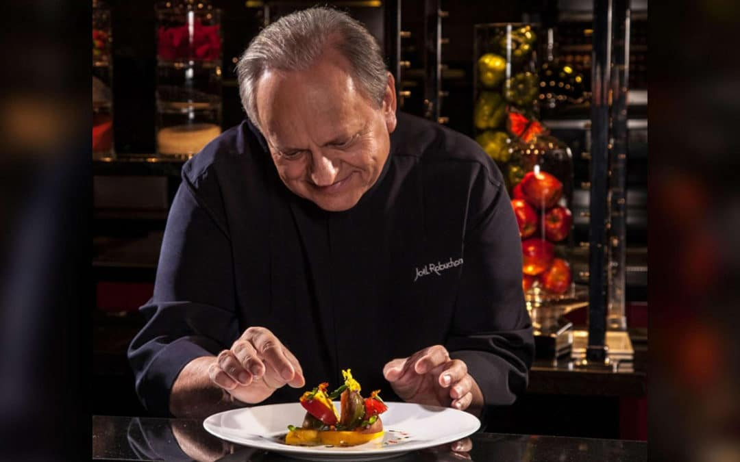 Chef Joël Robuchon: The Chef of the Century