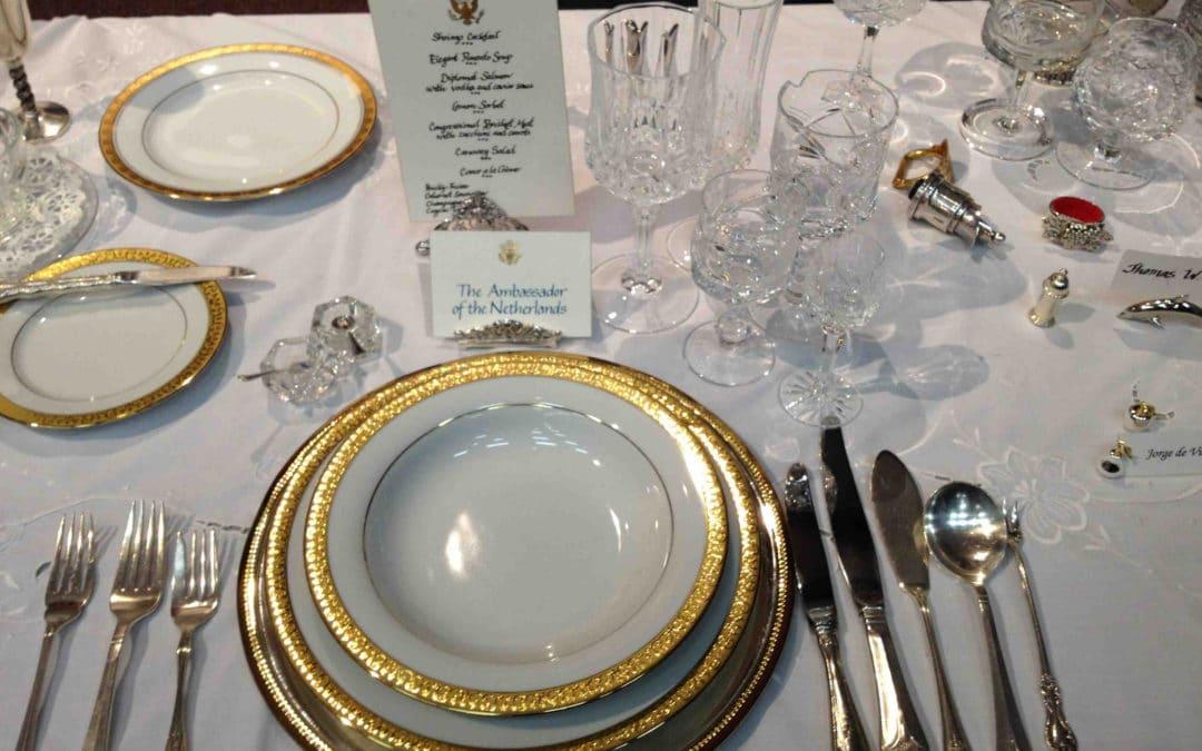 Fine Dining Etiquette