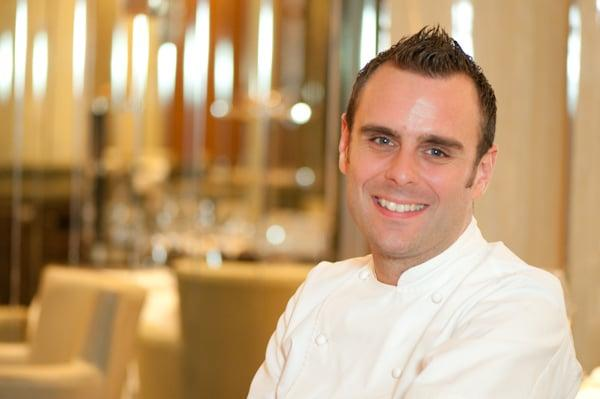 Chef of the Month, Markus Glocker