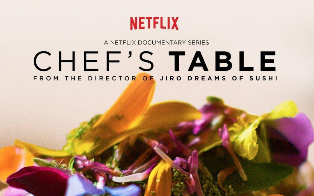 Chef's Table – A Must See Netflix Series