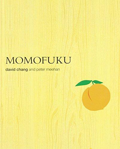 Momofuku cookbook by David Chang