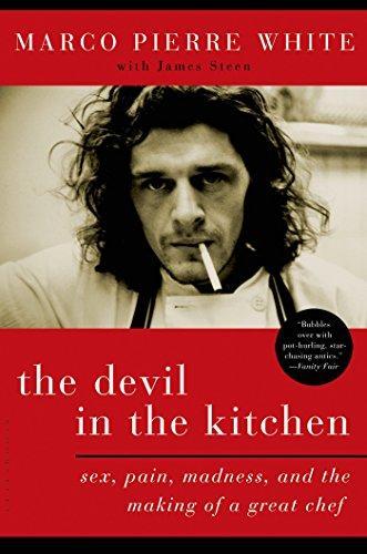 Marco Pierre White The Devil in the Kitchen Memoir