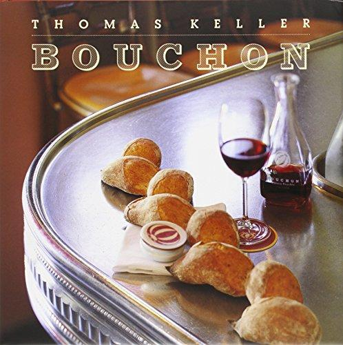 Bouchon cookbook by Thomas Keller
