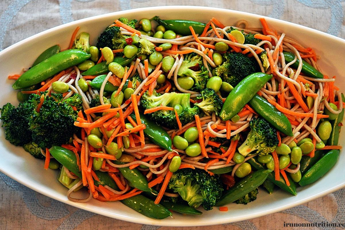 mixed vegetable dish