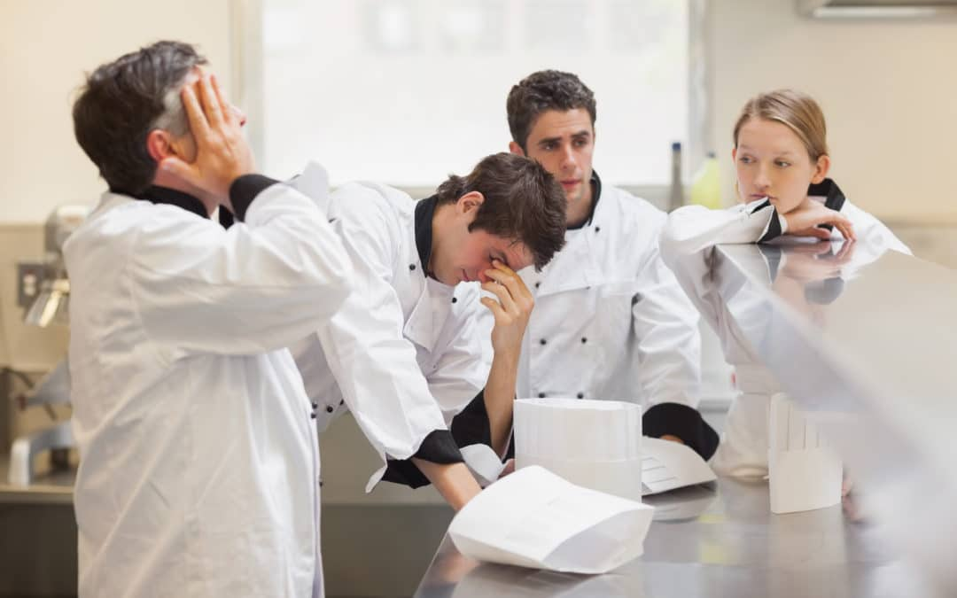 2020 Tips: How to Avoid Chef Burnout